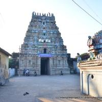 Pasupatheeswarar, Pandanallur, Thanjavur