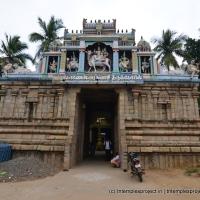 Koneswarar, Kudavasal, Tiruvarur