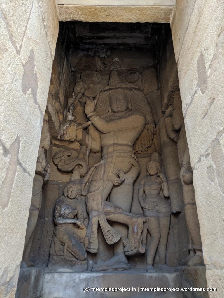 The legends of Bhikshatanar