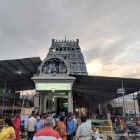 Brahmapureeswarar, Tirupattur, Tiruchirappalli