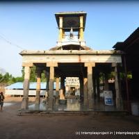 Agneeswarar, Kanjanoor, Thanjavur