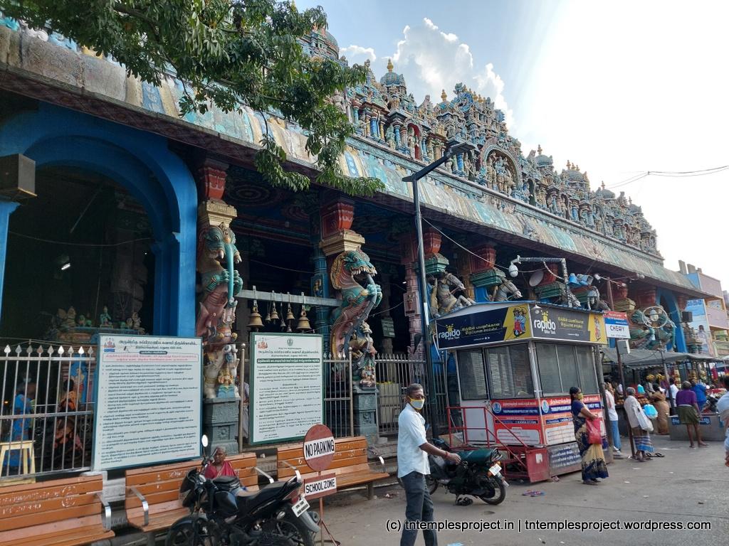 Satya Gireeswarar, Tiruparankundram, Madurai